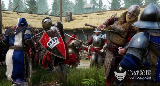 多人动作游戏《雷霆一击》销量破50万 将增加Mod工具