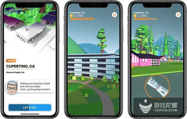 苹果发布第二款手机游戏:为了纪念巴菲特的报纸情缘