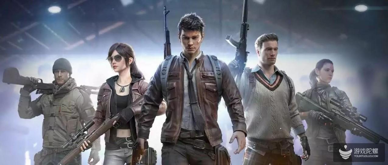 登顶畅销榜TOP1,陌生又熟悉的《和平精英》,透露的是整个游戏行业的新信号