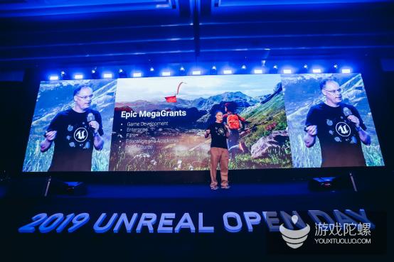 """近2000人参会,2019虚幻引擎技术开放日:让开发者享受""""技术红利"""""""