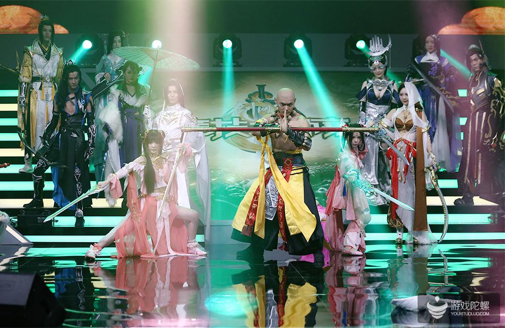 """《剑网3》的电竞之路:""""武侠文化""""的竞技底蕴"""