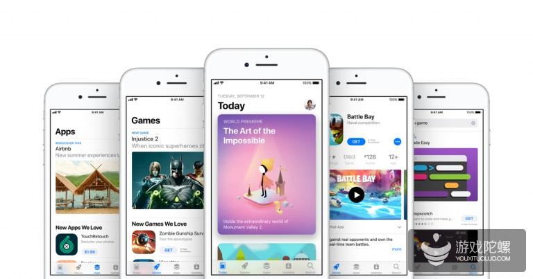 """不满30%抽成,美国法院支持用户以""""反垄断""""向苹果发起诉讼"""