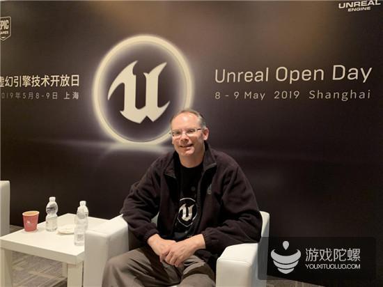 """【专访】""""虚幻引擎之父""""Tim Sweeney:游戏产业的下一趋势"""
