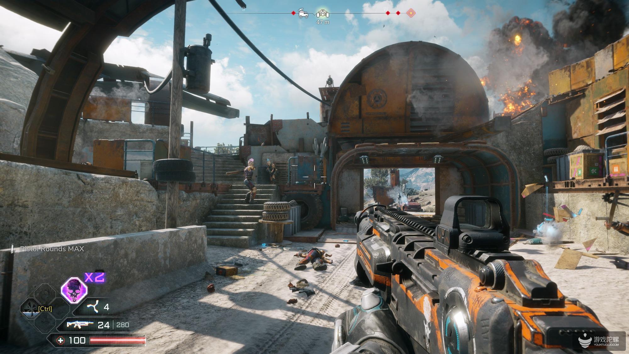 《狂怒2》Steam版移除D加密 符合玩家期望