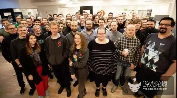腾讯收购瑞典游戏开发商Sharkmob 后者曾参与开发《全境封锁》