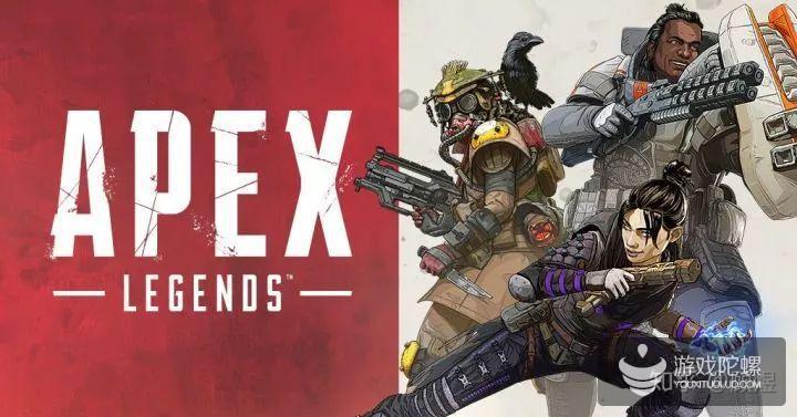 跌出前10名,《Apex英雄》时隔两月收入下降74%