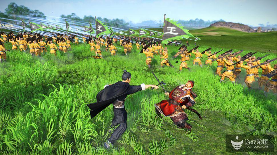 CA:《全面战争:三国》在中国市场的表现令我们疯狂