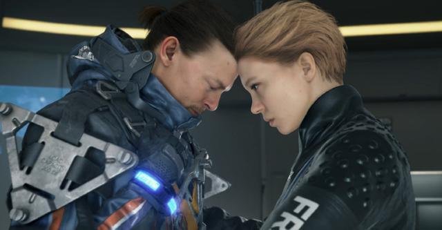 《死亡搁浅》实机演示视频公布,11月8日登陆PS4平台