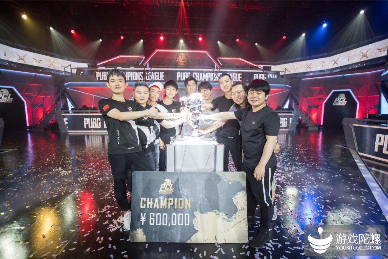 问鼎绝地 VC摘下PCL春季赛冠军 五大战队出征亚洲