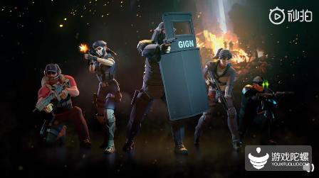 E3:育碧推出全新RPG手游《攻坚特勤》,汇集多款游戏人气角色