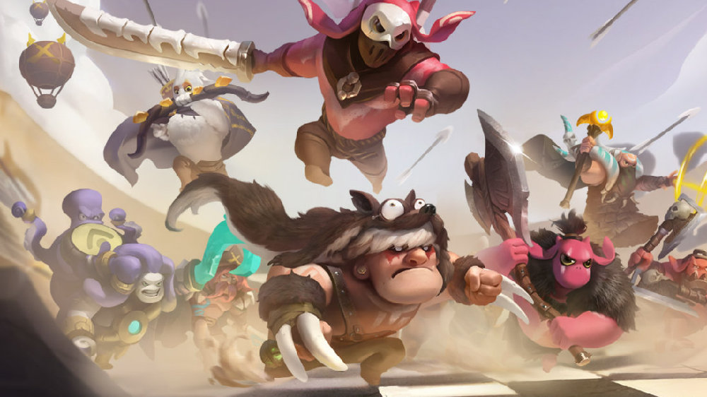 E3:《多多自走棋》PC版登陆Epic商店,PC服和手机服全球互通对战