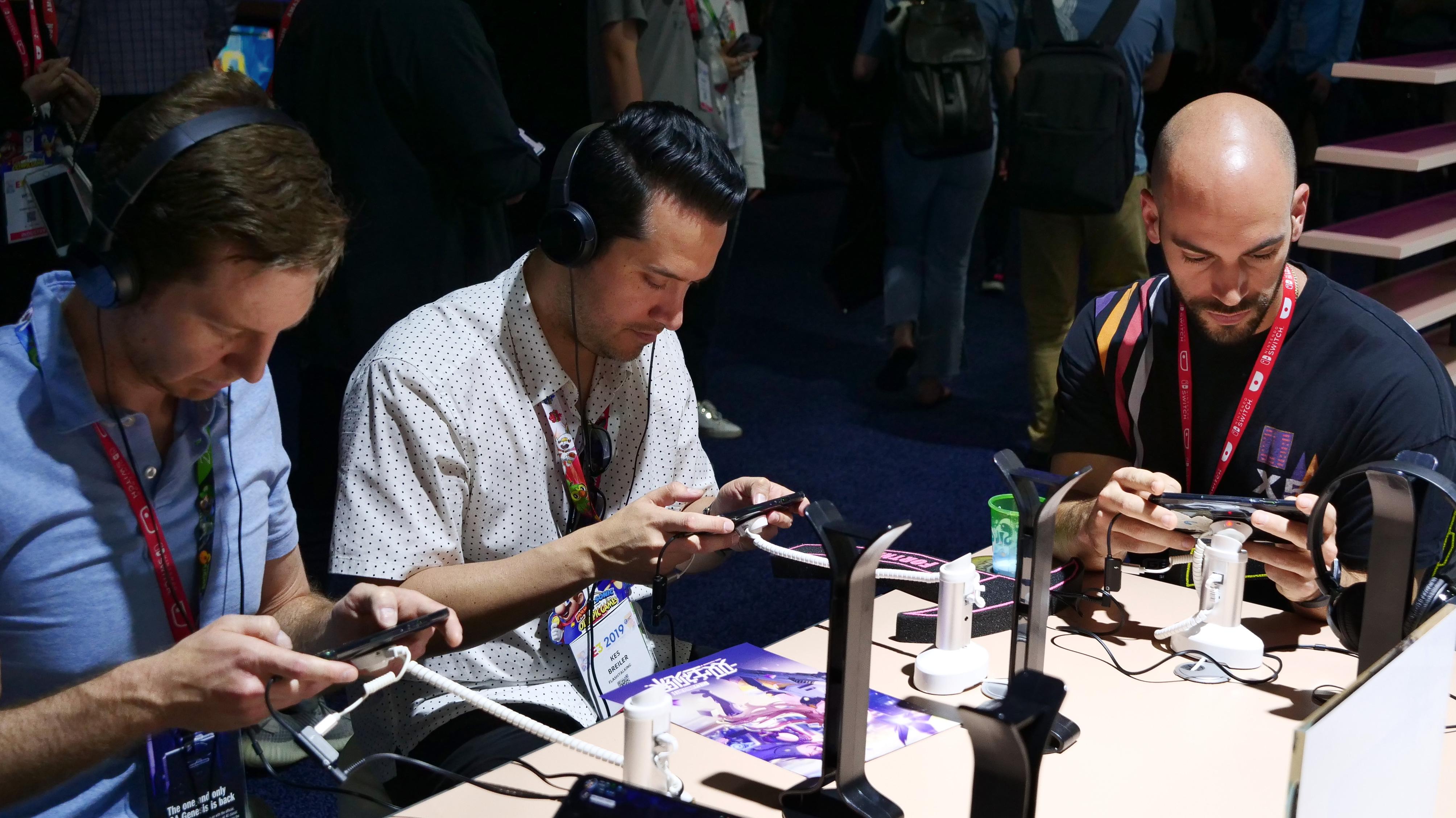 E3展上外媒IGN点评《指尖江湖》:这是一款注入了中国传统艺术和美学的游戏