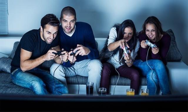 全球游戏市场报告:中美玩家贡献了近一半收入