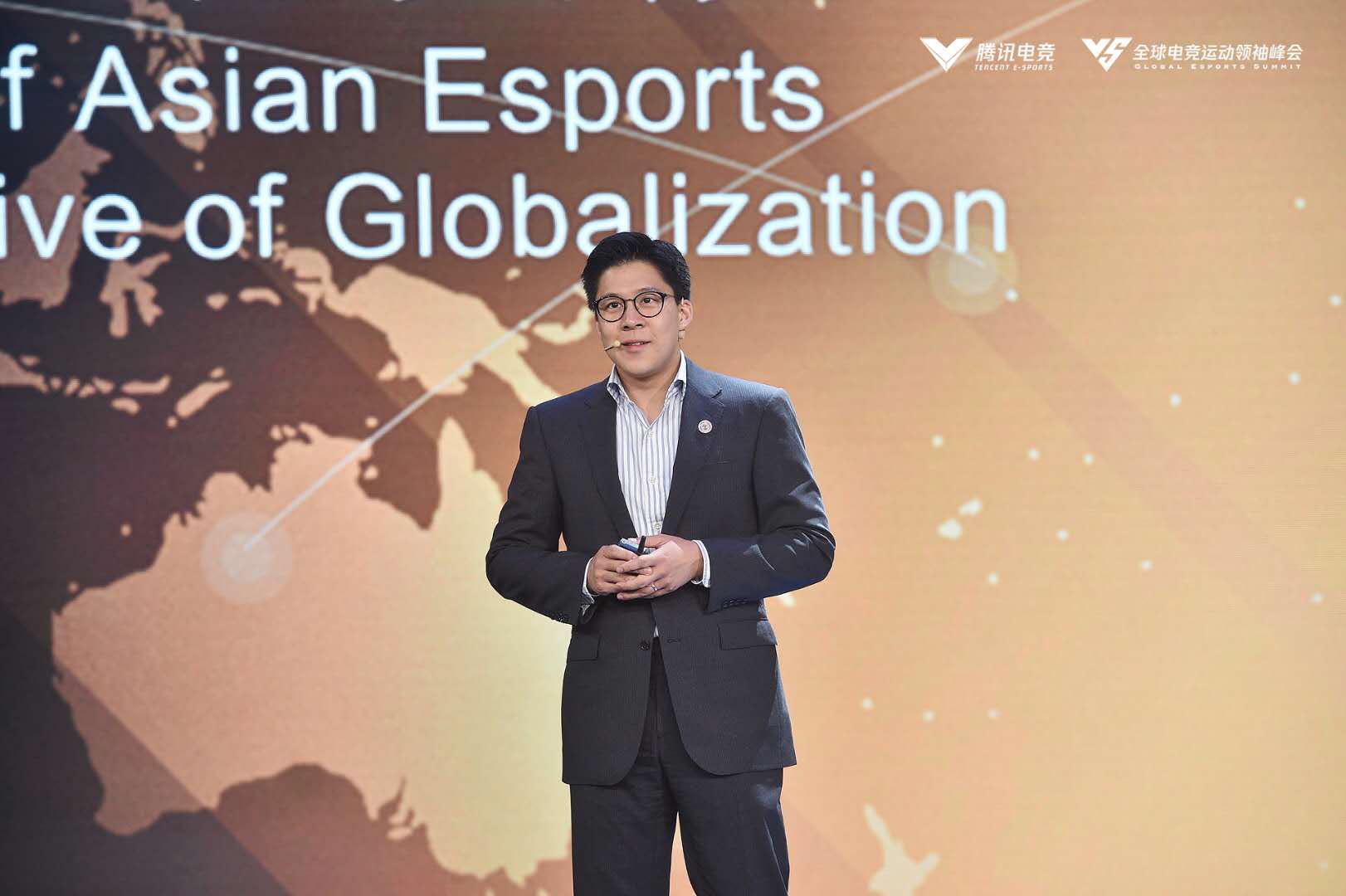 霍启刚:全球视角下的亚洲电竞发展态势和未来