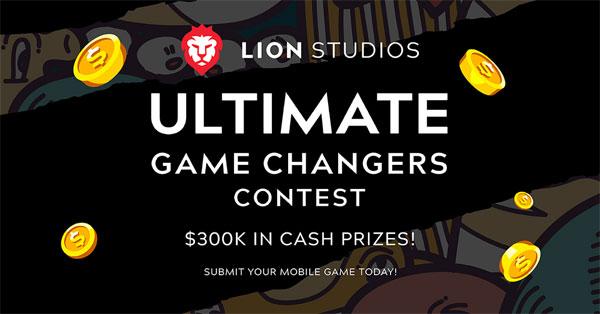 AppLovin旗下媒介部Lion Studios终极游戏改变者大赛30万美元等你来拿