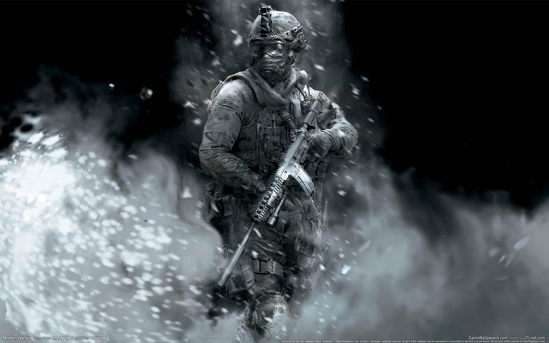 传《使命召唤:现代战争》含有大逃杀模式,目前支持152名玩家共同游戏