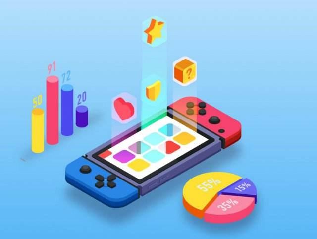 Q2游戏下载量达 112 亿次,游戏App用户支出占整体近 75%