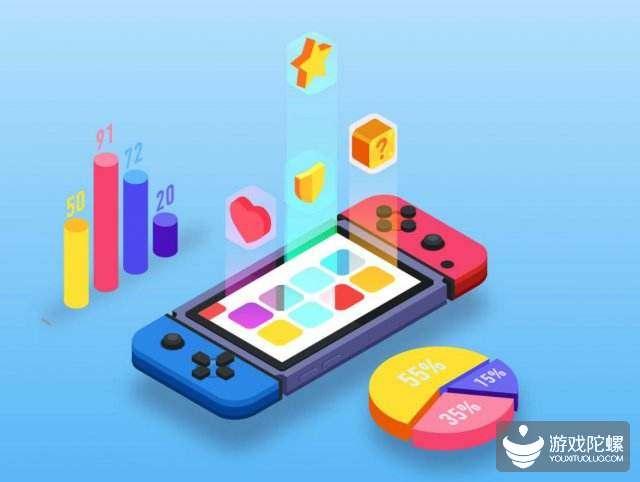 Q2游戲下載量達 112 億次,游戲App用戶支出占整體近 75%