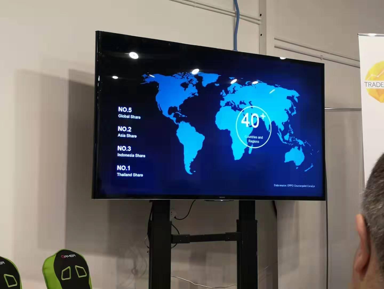 OPPO海外游戏中心:2019年开发者可以获得60%-70%流水分成
