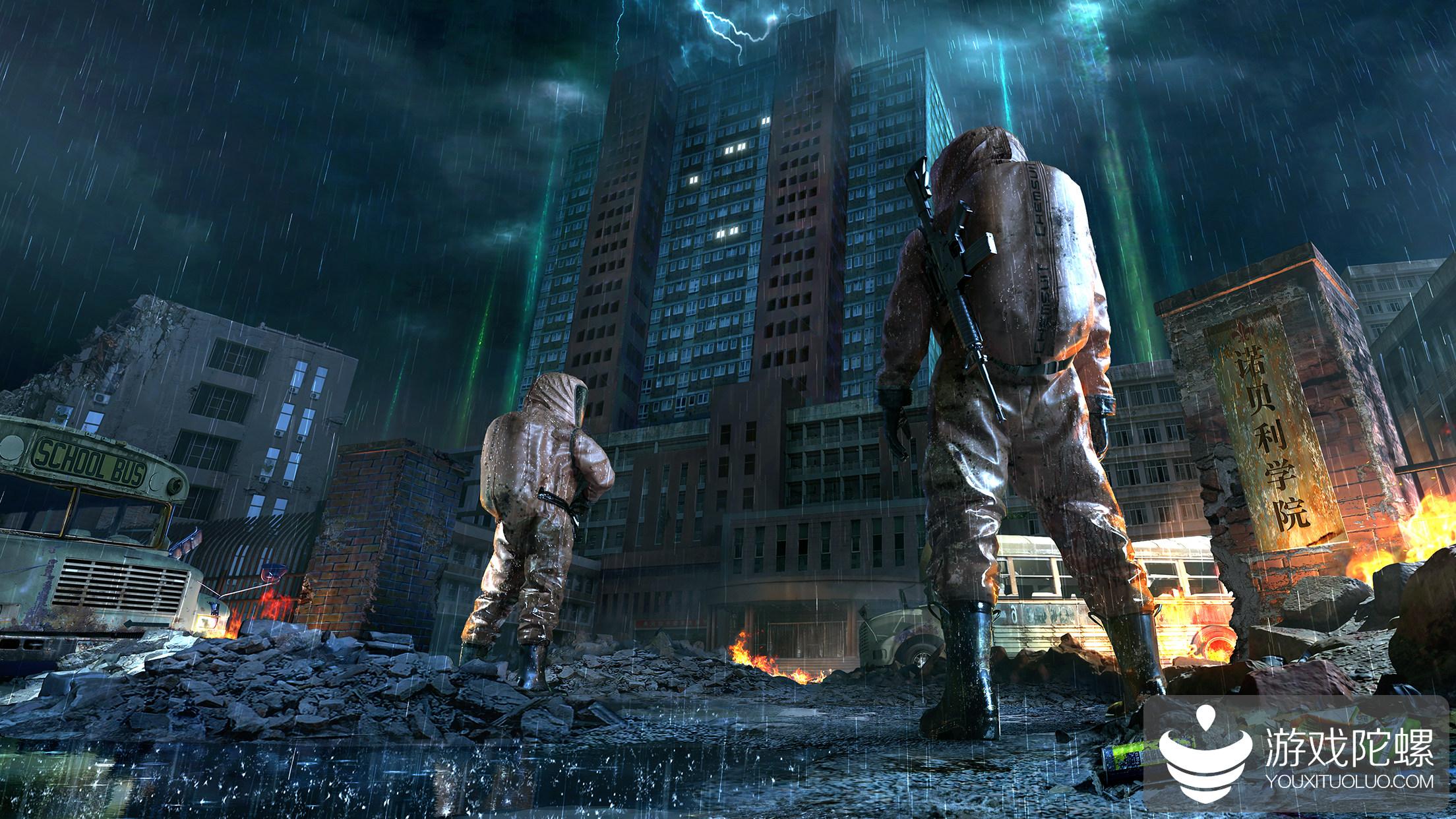 《明日之后》联动切尔诺贝利:为什么说游戏是还原历史的绝佳媒介?