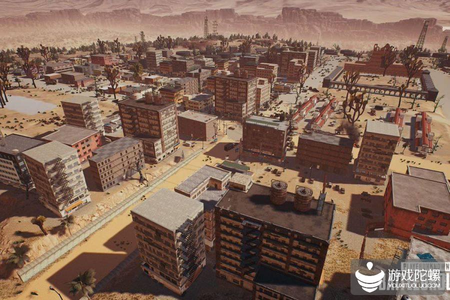 城市設計對游戲關卡的啟示