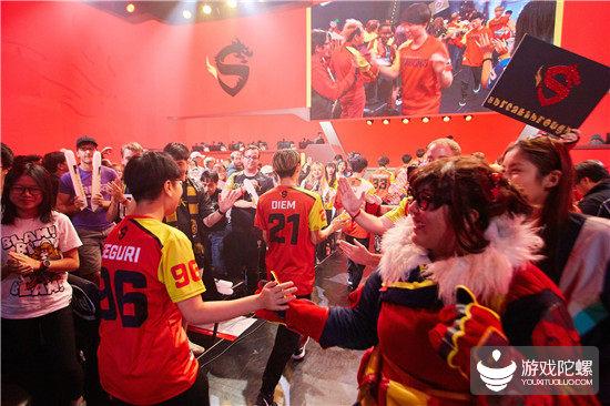 2020年赛季上海龙之队上海主场赛事日期敲定,中国玩家终圆梦!