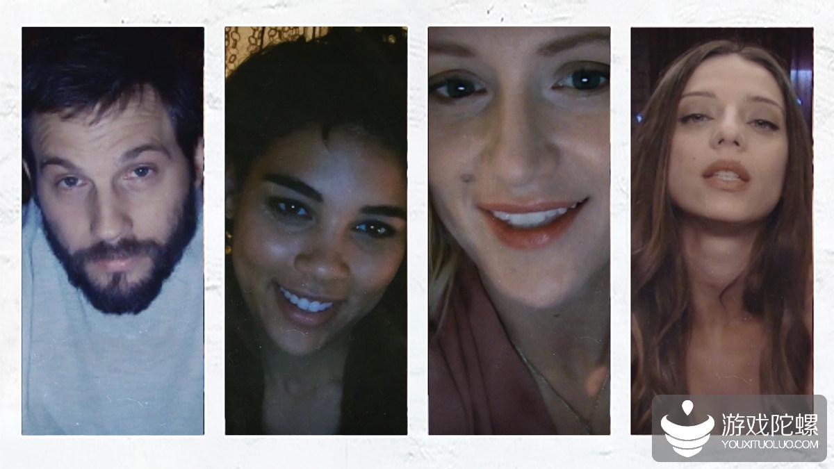 """""""窥视四个陌生人的生活"""",这或许是今年最好的真人互动视频游戏"""