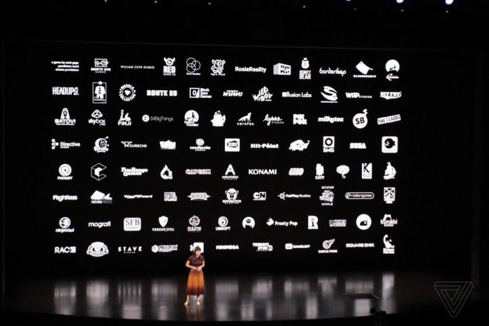 苹果订阅服务Apple Arcade下周上线:首发超百款游戏,每月4.99美金