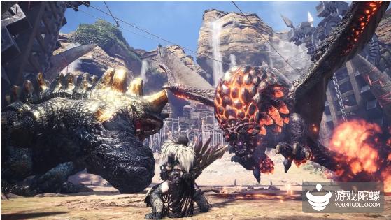 Steam周销量排行榜:《怪物猎人:世界》第一,《GTA5》降至第八