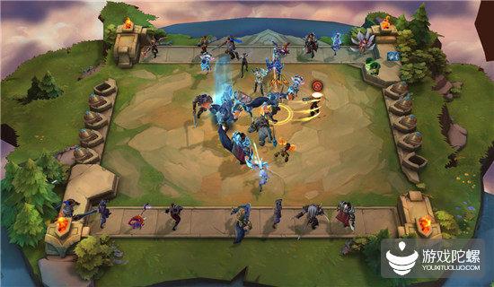 月活跃用户超3300万,中国玩家居首,《英雄联盟》自走棋将开启电竞化