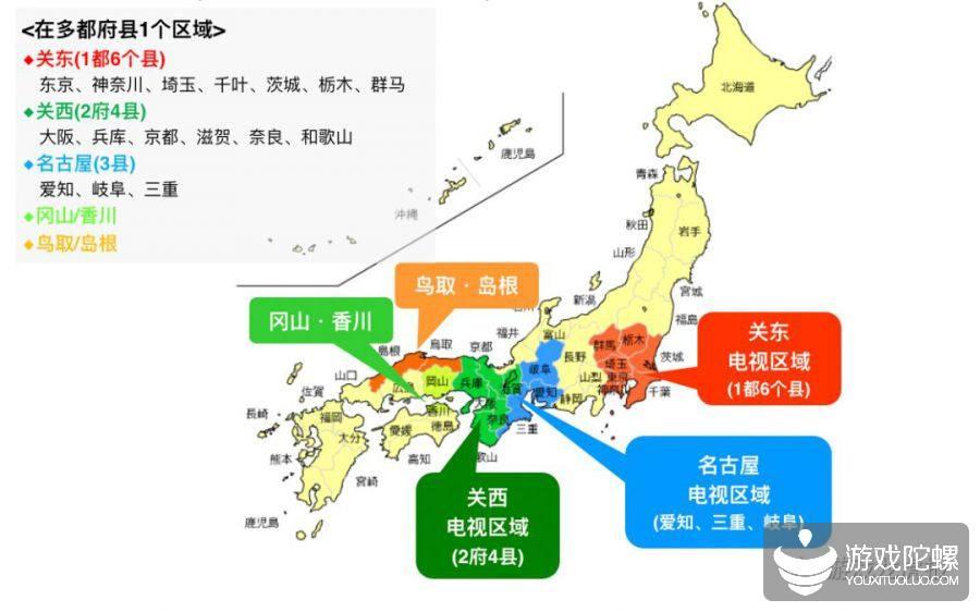 在日本考虑投放电视广告之前,你需要了解一下当地的情况