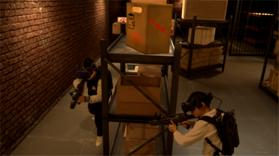 WVA《反恐英雄VR》成为南昌世界VR产业大会VR电竞大赛正式比赛项目