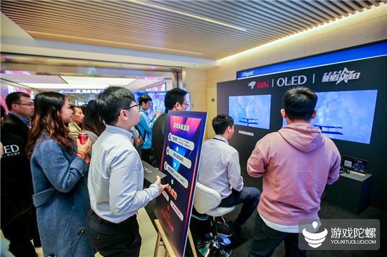 时下电竞圈,用OLED电视打主机游戏才是王道