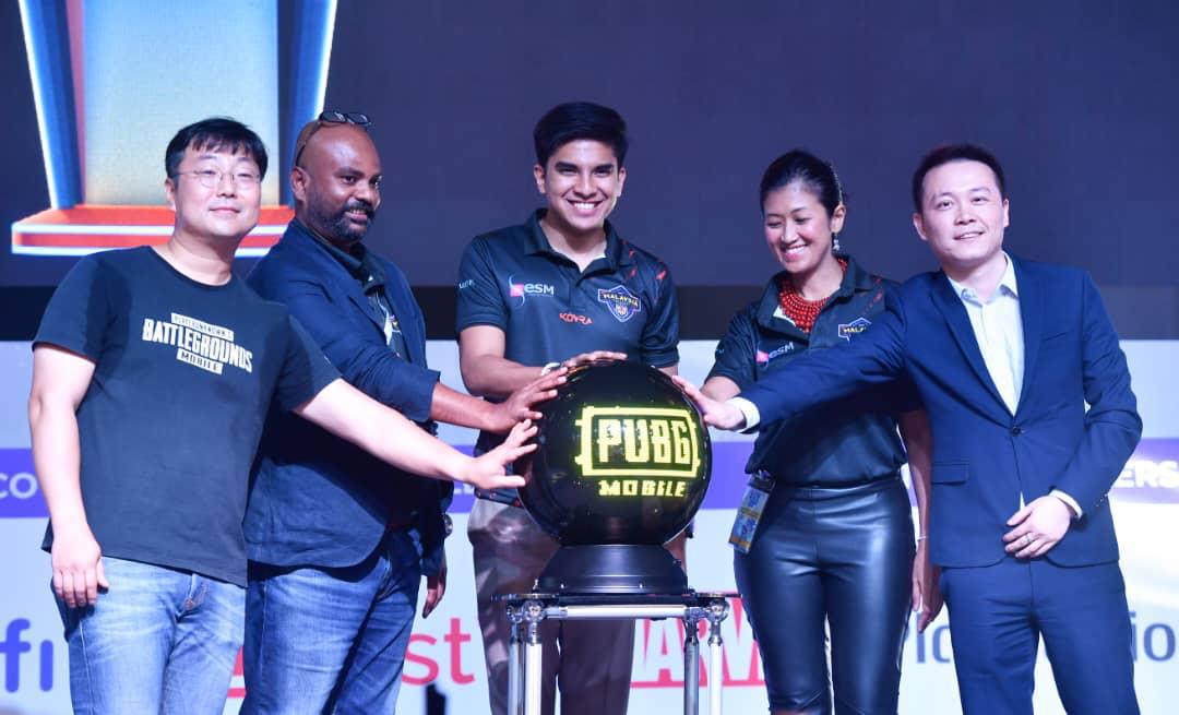 造势活动连连,《PUBG MOBILE》秋季全球公开赛正式启动