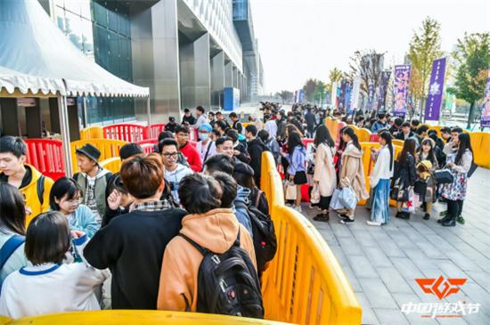 2019 CGF中国游戏节现场精彩回眸!气氛火爆引众多观众纷至沓来