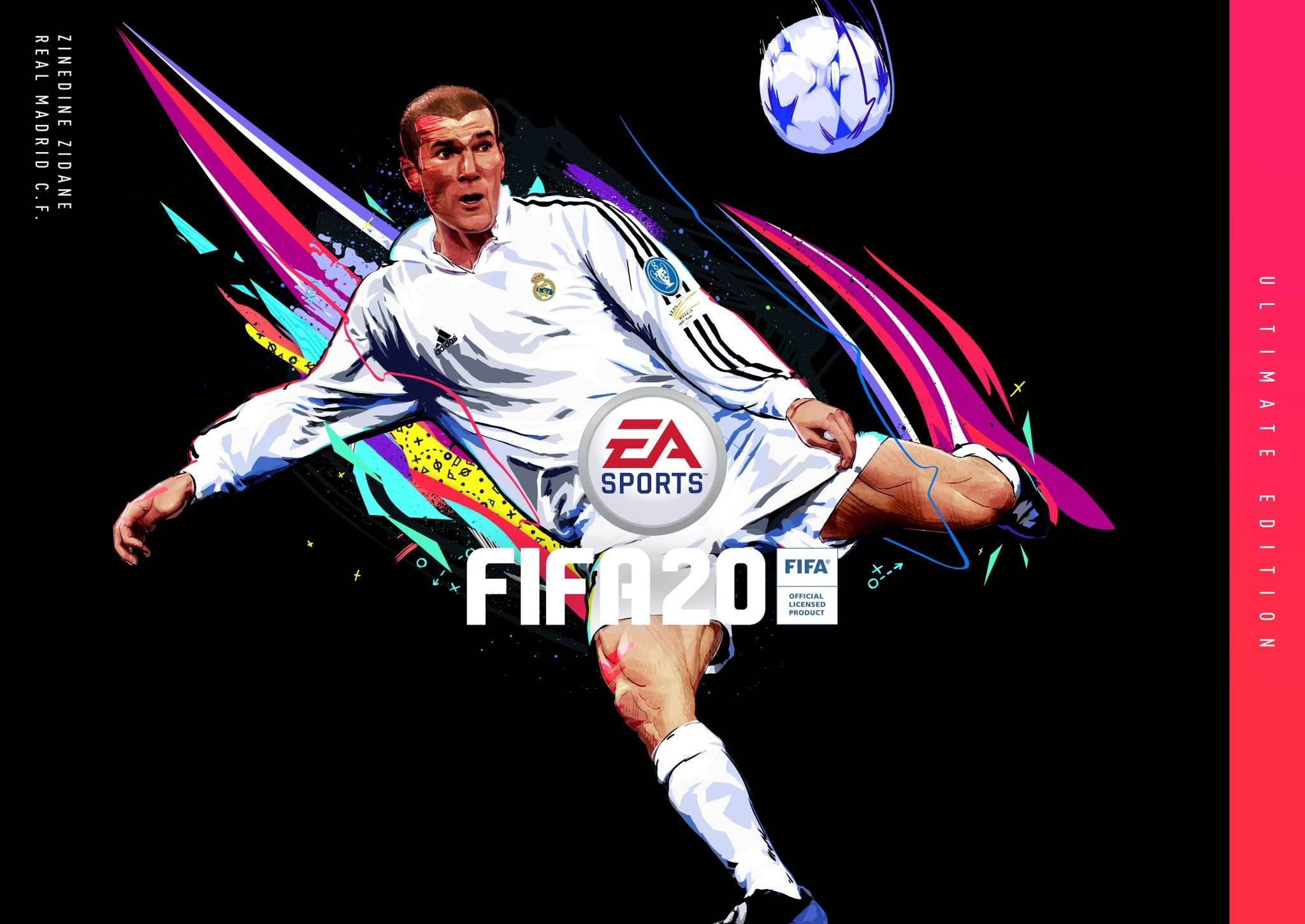 英国游戏周销量:共售130万份,《FIFA 20》登顶黑五促销周