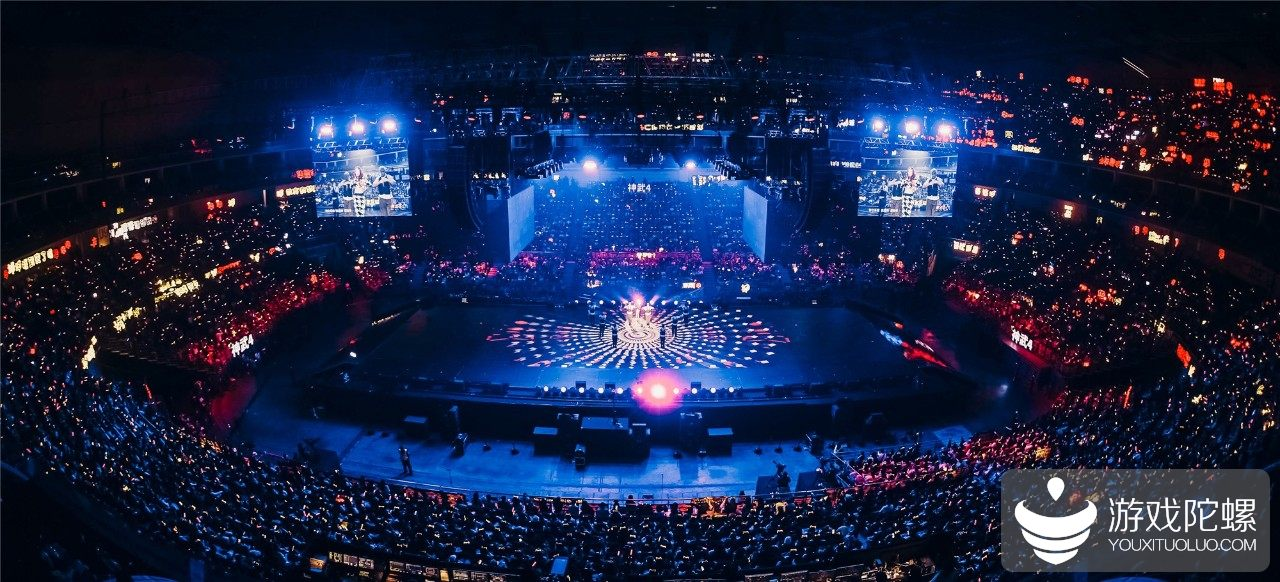 神武咪咕汇唱响广州,全球24小时5G直播展现大湾区音乐魅力