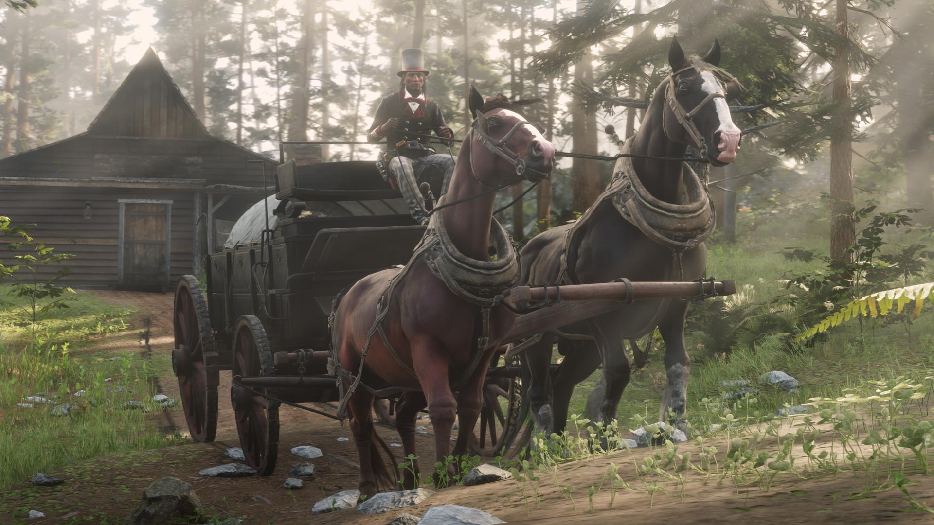 《荒野大镖客2》线上模式迎来更新,推荐使用迅游加速器