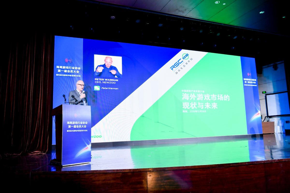 Newzoo:2019年上半年,中国市场本土公司游戏收入占比93%