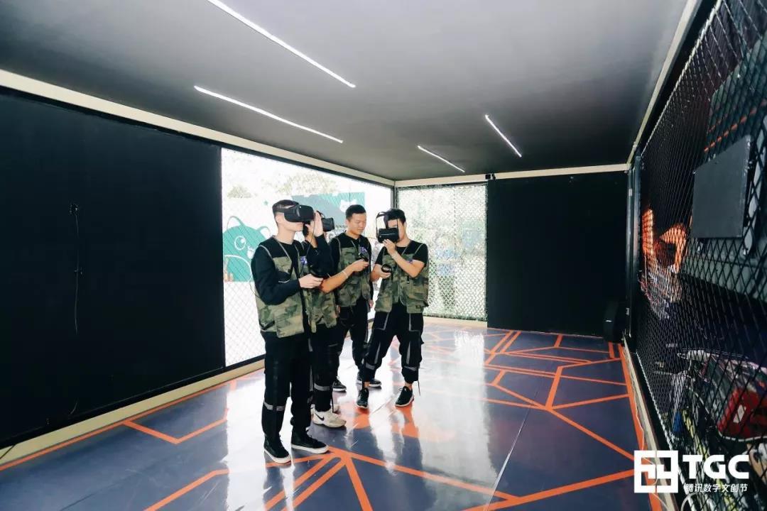 2019腾讯数字文创节:《穿越火线》明日英雄基地打造国防科普新方式