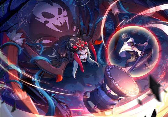 《斗罗十年-龙王传说》魂师精英赛年末超燃开启
