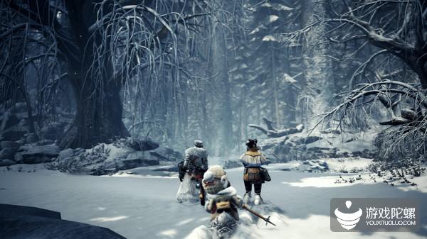《怪物猎人:世界》冰原DLC下月将登陆steam,迅游带你抢先了解
