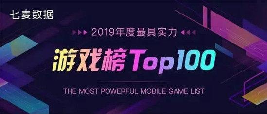 七麦发布2019出海游戏榜:音游较受欢迎,《尼山萨满》位居第2