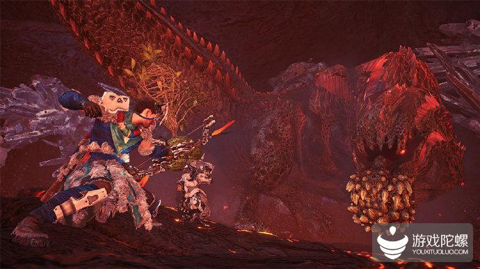 迅游支持主机全平台加速,助你流畅感受PS4《怪物猎人:世界》