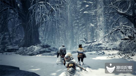《怪物猎人世界:冰原》DLC上线在即,首选迅游加速器