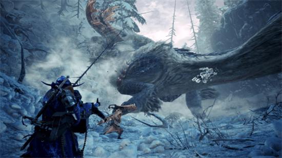 《怪物猎人世界:冰原》卡顿,用迅游加速器畅快开玩