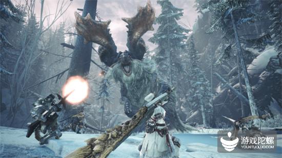 《怪物猎人世界:冰原》即将公布PS4规划,迅游带你提前关注