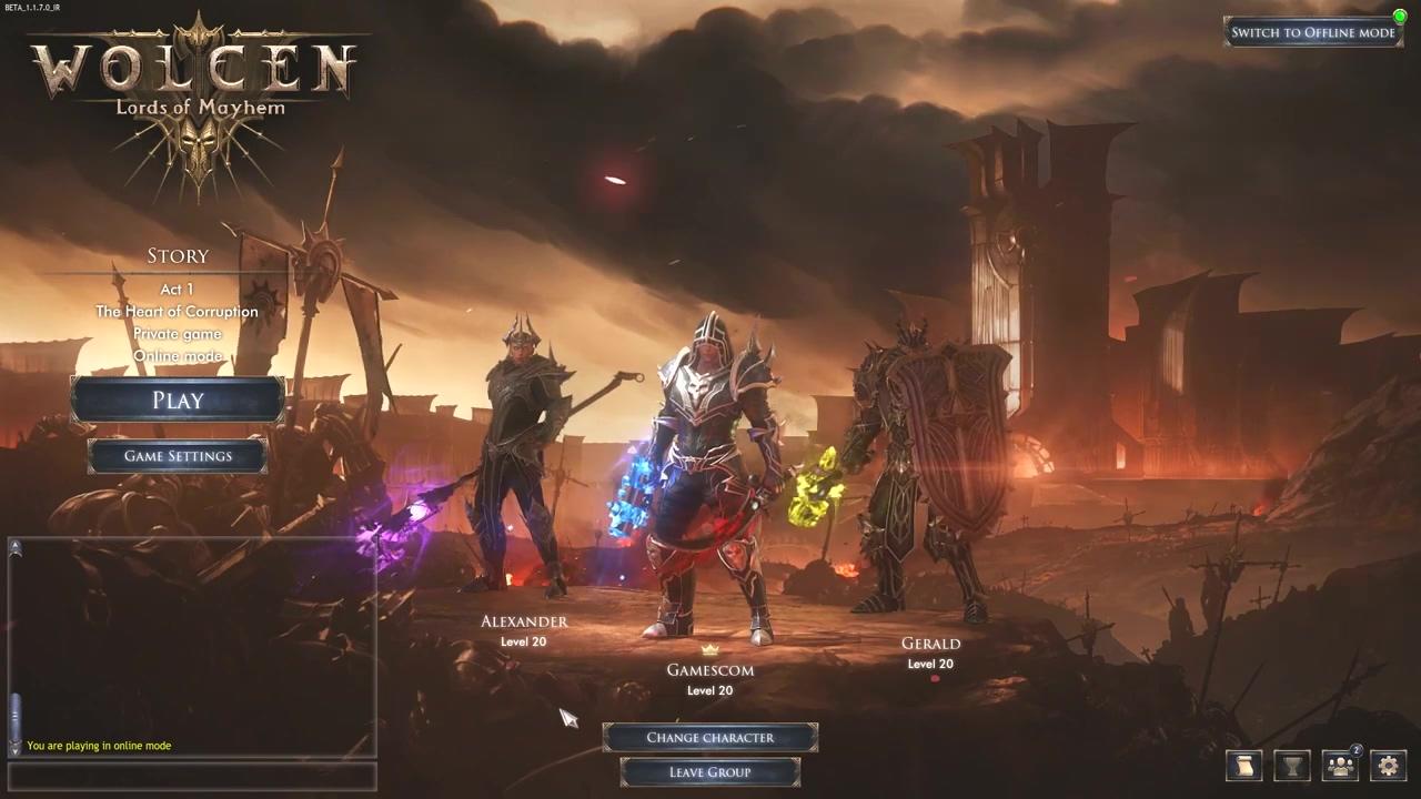 暗黑系游戏《破坏领主》持续火爆,迅游带来常见问题一览