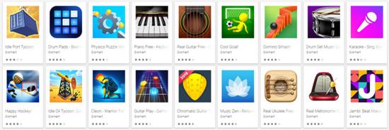 主打音乐与超休闲游戏,厂商Gismart三年收入增长近90倍