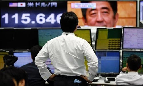 日本游戏厂商股价全盘下跌,日本一下跌近18%